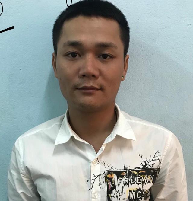 Khởi tố nhóm đối tượng từ Hải Phòng vào Đà Nẵng cho vay nặng lãi - Ảnh 1.