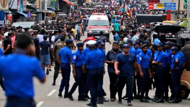 Đánh bom khủng bố Sri Lanka: Bí ẩn lời cảnh báo trước lễ Phục sinh - Ảnh 1.