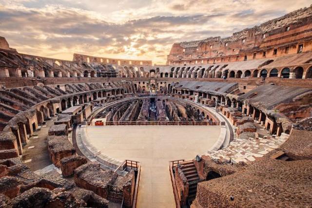 Đấu trường La Mã Colosseum tăng giá vé  - Ảnh 1.