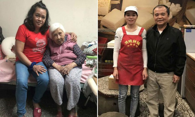 Đài Loan tôn vinh nữ lao động Việt giỏi việc nước, đảm việc nhà - Ảnh 1.