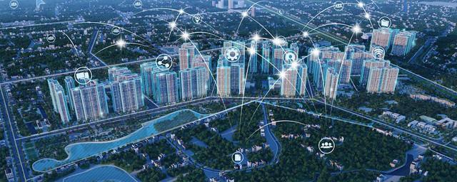 Vingroup chính thức ra mắt Đại đô thị Thông minh Vinhomes Smart City - Ảnh 1.