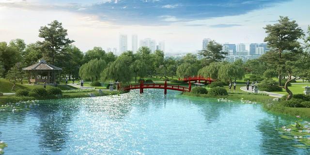 Vingroup chính thức ra mắt Đại đô thị Thông minh Vinhomes Smart City - Ảnh 2.