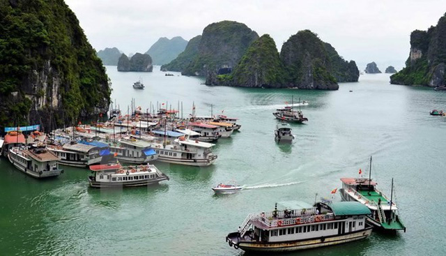 Hoàn thiện quy định quản lý du lịch trên vịnh Hạ Long và Bái Tử Long - Ảnh 1.