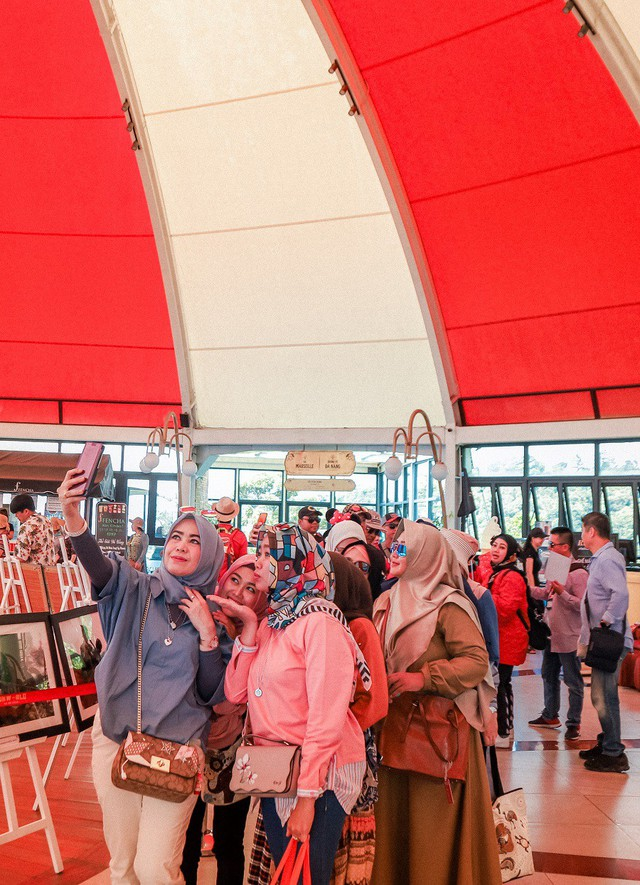 Đoàn khách Indonesia hơn 3.000 người đến Đà Nẵng: tín hiệu mới cho du lịch sông Hàn - Ảnh 2.