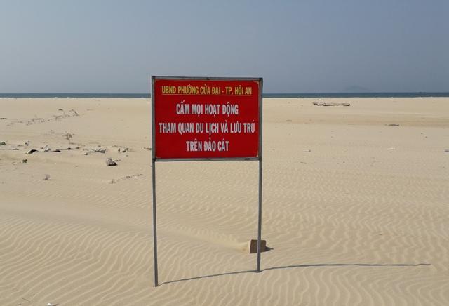 Tình tiết mới về hiện tượng chưa thể lý giải đảo cát nổi giữa vùng biển Hội An  - Ảnh 2.