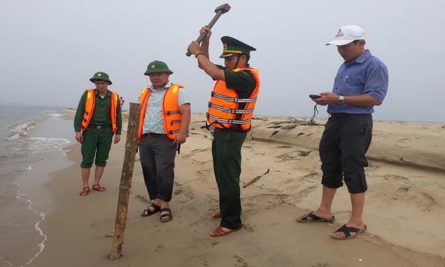 Tình tiết mới về hiện tượng chưa thể lý giải đảo cát nổi giữa vùng biển Hội An  - Ảnh 3.