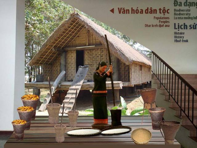 Nhiều hoạt động phục vụ khách nhân dịp Lễ 30/4 và 01/5 tại Bảo tàng tỉnh Đắk Lắk - Ảnh 1.