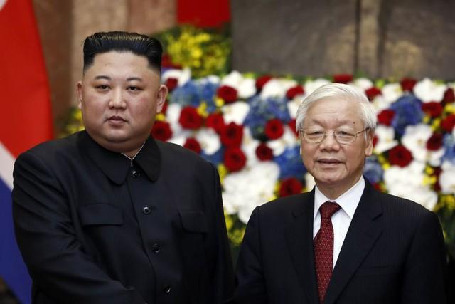 Trước giờ G thượng đỉnh Nga- Triều: Vén màn yếu tố Trung Quốc - Ảnh 1.
