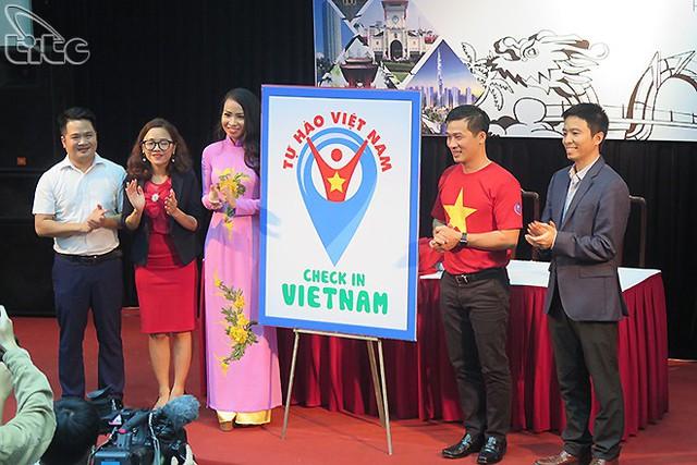 Ra mắt chương trình Check in Viet Nam - Tự hào Việt Nam - Ảnh 1.