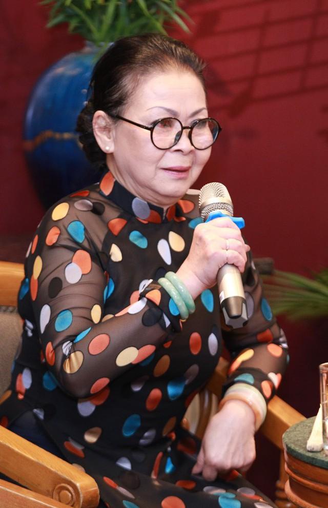 Khánh Ly tiết lộ nỗi sợ khi xuất hiện tại đám tang Trịnh Công Sơn - Ảnh 1.