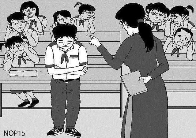 Bài 2 - Đạo đức người giáo viên: Những cách xử phạt không thích đáng tiếp tay cho sự xuống cấp về đạo đức - Ảnh 4.
