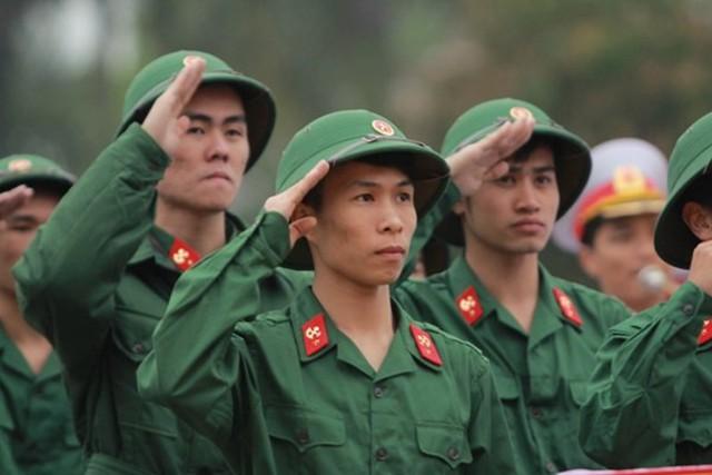 Phương thức tuyển sinh các trường Quân đội giữ ổn định như năm 2019 - Ảnh 1.