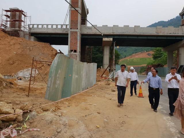 Chủ đầu tư lên tiếng về việc xây cầu vượt qua Quốc lộ 14G - Ảnh 1.