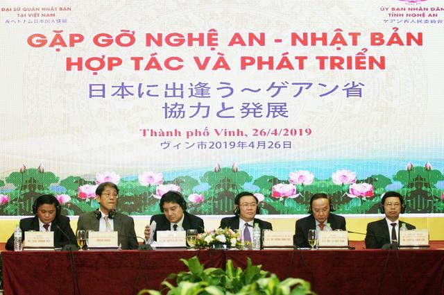 Thúc đẩy hợp tác giữa Nghệ An và các đối tác từ Nhật Bản - Ảnh 2.