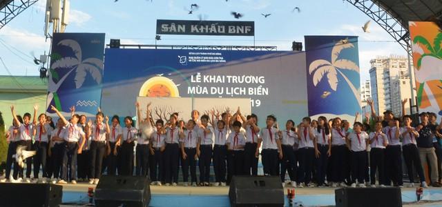 Khai trương mùa du lịch biển Đà Nẵng 2019 với thông điệp bảo vệ môi trường - Ảnh 1.