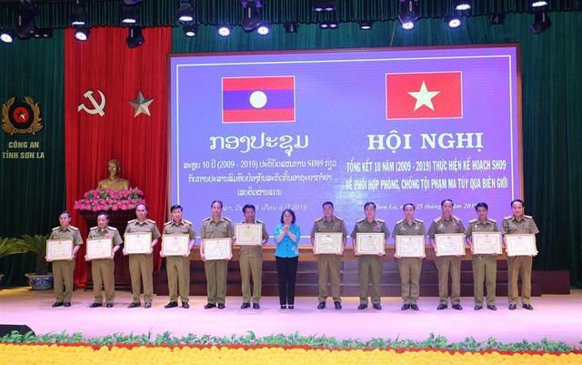 Tăng cường phối hợp phòng chống tội phạm ma túy qua biên giới Việt Nam – Lào - Ảnh 2.