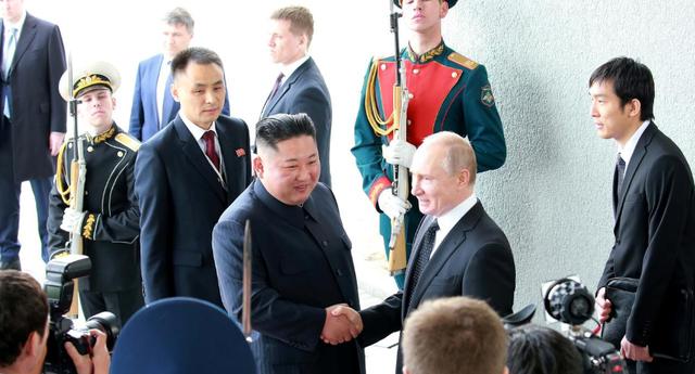 Sau thượng đỉnh Nga – Triều: Điều gì khiến Bình Nhưỡng cảnh báo leo thang căng thẳng dữ dội? - Ảnh 1.