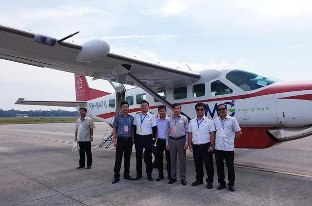 Thừa Thiên Huế khai trương tuyến bay ngắm cảnh Huế - Đà Nẵng - Ảnh 3.