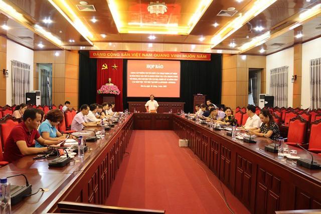 Thông tin về các hoạt động kỷ niệm 60 năm Bác Hồ về thăm Sơn La - Ảnh 1.