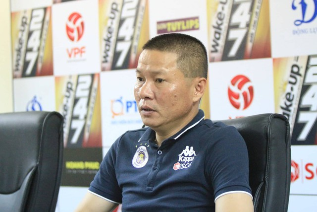 HLV trưởng CLB Hà Nội FC: Bùi Tiến Dũng chắc chắn sẽ có cơ hội ra sân - Ảnh 1.