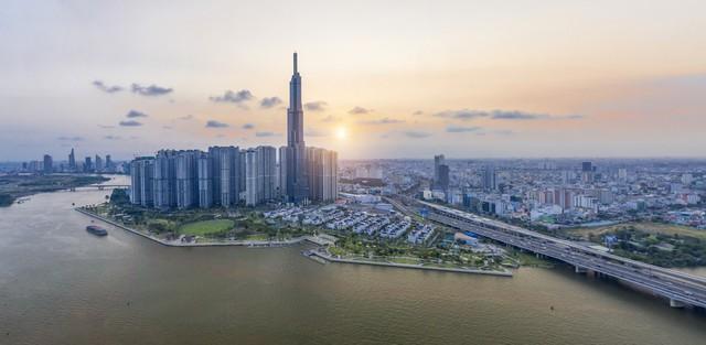 Khai trương Khách sạn Vinpearl Luxury và Đài quan sát Landmark 81 SkyView cao nhất Đông Nam Á - Ảnh 14.