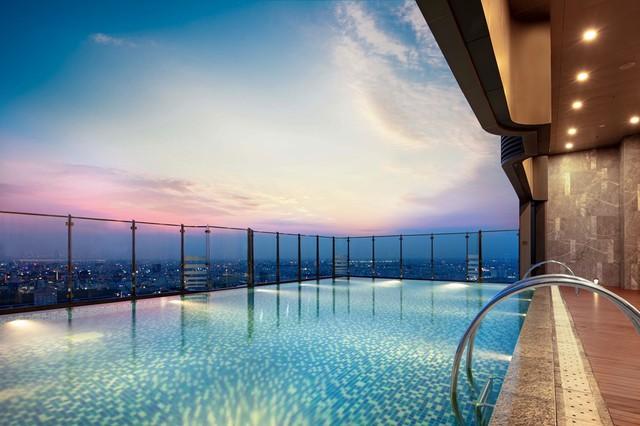 Khai trương Khách sạn Vinpearl Luxury và Đài quan sát Landmark 81 SkyView cao nhất Đông Nam Á - Ảnh 2.