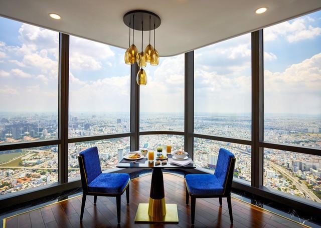 Khai trương Khách sạn Vinpearl Luxury và Đài quan sát Landmark 81 SkyView cao nhất Đông Nam Á - Ảnh 3.