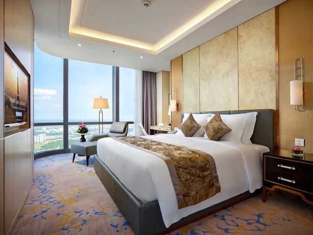 Khai trương Khách sạn Vinpearl Luxury và Đài quan sát Landmark 81 SkyView cao nhất Đông Nam Á - Ảnh 6.