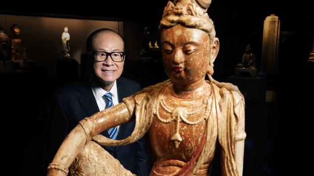 Có gì trong Bảo tàng Phật giáo gần 9 nghìn tỷ của tỷ phú giàu nhất Hong Kong? - Ảnh 1.