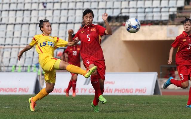 Bài 1: Tìm kiếm nguồn nhân lực cho bóng đá nữ: Muôn vàn khó khăn - Ảnh 1.