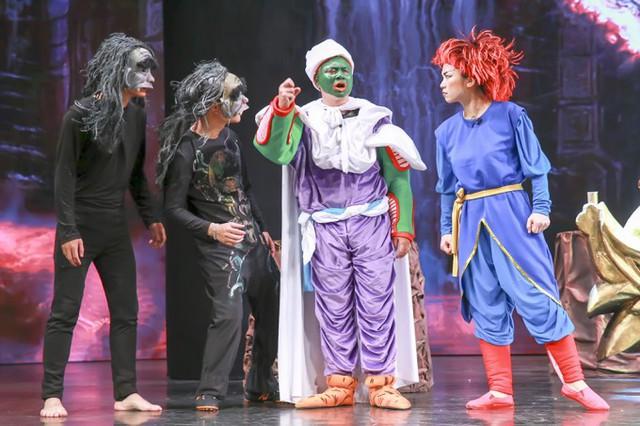 Bài 1: Quá khan hiếm sân khấu kịch dành cho thiếu nhi - Ảnh 2.