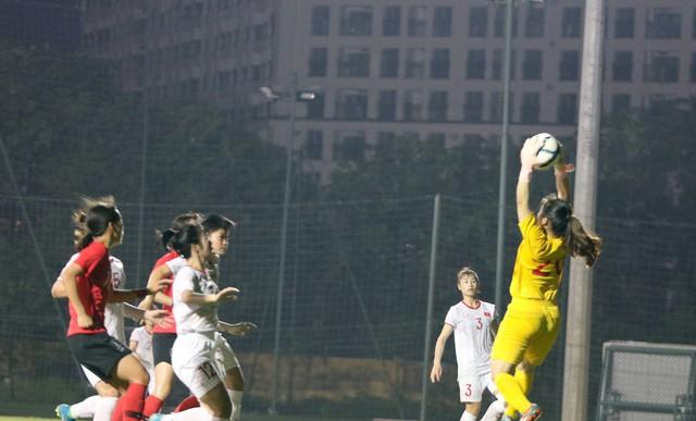 Vượt qua đối thủ nhờ chỉ số fair-play, U19 nữ Việt Nam giành vé dự VCK U19 nữ Châu Á - Ảnh 2.