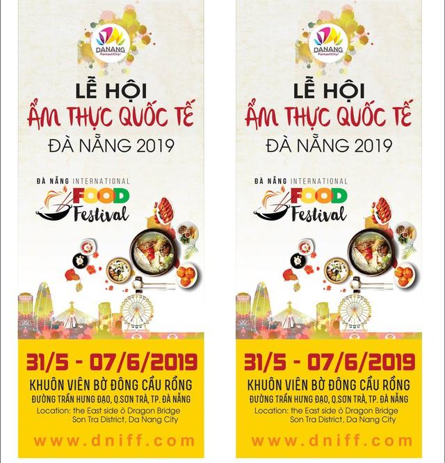 """Nhiều đầu bếp nổi tiếng thế giới quy tụ trong """"Lễ hội Ẩm thực Quốc tế Đà Nẵng 2019"""" - Ảnh 1."""