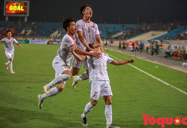Đội tuyển Việt Nam tăng 1 bậc trên bảng xếp hạng FIFA - Ảnh 1.