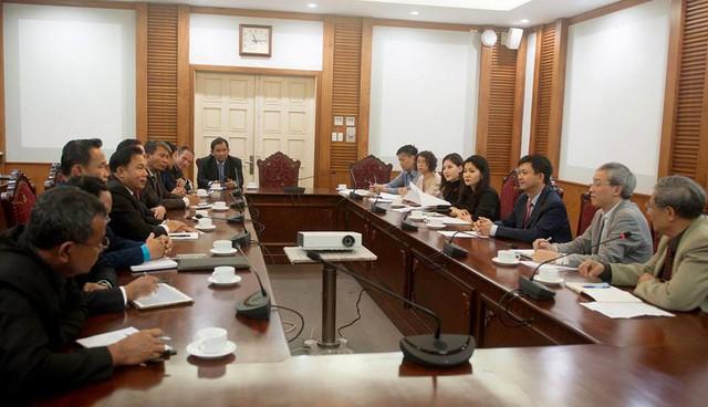 Việt Nam hỗ trợ Lào xây dựng hồ sơ đề cử Vườn Quốc gia Hin Nam No - Ảnh 1.