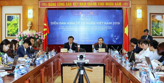 Diễn đàn kinh tế tư nhân Việt Nam 2019 tìm cách thu hút phân khúc thị trường khách du lịch có khả năng chi trả cao - Ảnh 1.
