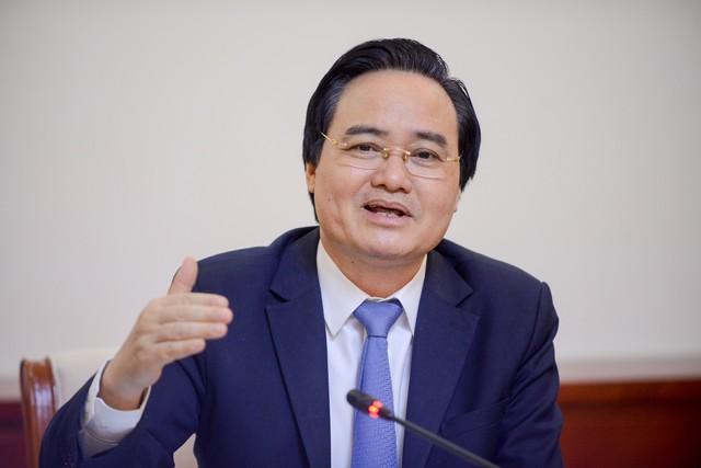 Bộ trưởng Phùng Xuân Nhạ làm Trưởng ban Chỉ đạo thi THPT Quốc gia năm 2019 - Ảnh 1.