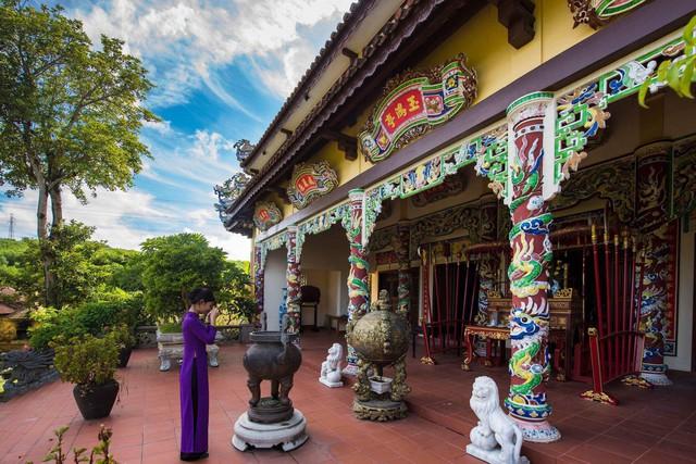 Ngày hội Về Nguồn - nơi người dân có thể dâng hương Giỗ tổ Hùng Vương ngay tại Huế - Ảnh 1.