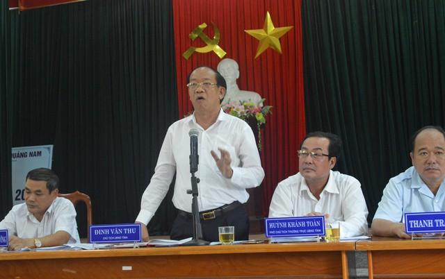Vụ ngàn người mua đất không có sổ đỏ: Chủ tịch tỉnh Quảng Nam nói gì? - Ảnh 3.