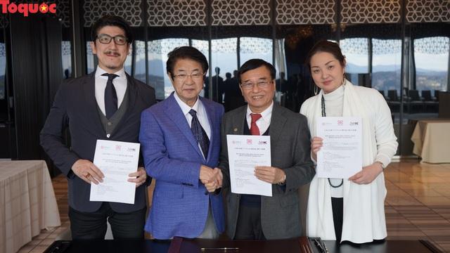 Một trường đại học ở Việt Nam ký hợp tác toàn diện chương trình dịch vụ nhà hàng chuẩn Nhật Bản với Tập đoàn M&K  - Ảnh 1.