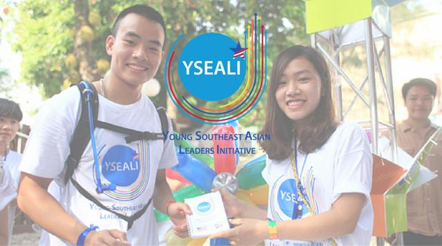 Học bổng YSEALI đi tìm Thủ lĩnh trẻ mùa thu 2019  - Ảnh 1.