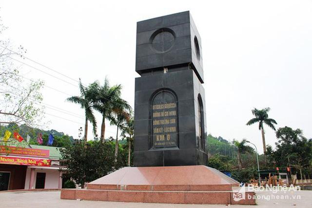 Công nhận điểm du lịch Di tích Quốc gia đặc biệt Km0 - Đường Hồ Chí Minh - Ảnh 1.