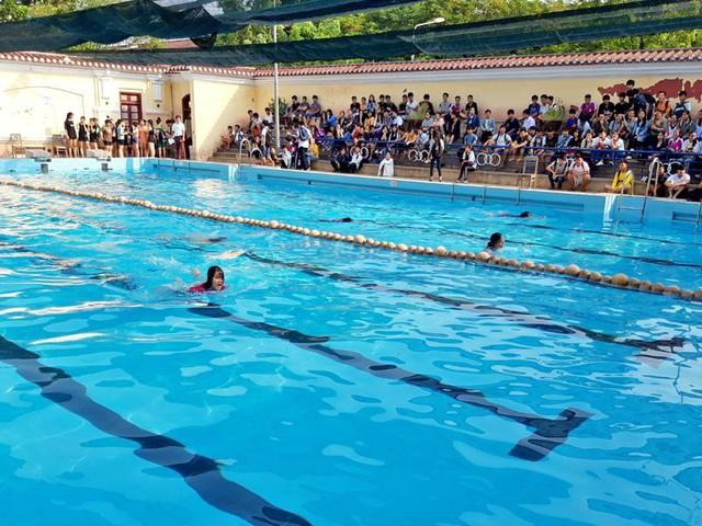 Thừa Thiên Huế: Phát động toàn dân tập luyện môn bơi và tổ chức Giải bơi học sinh phổ thông năm 2019 - Ảnh 1.