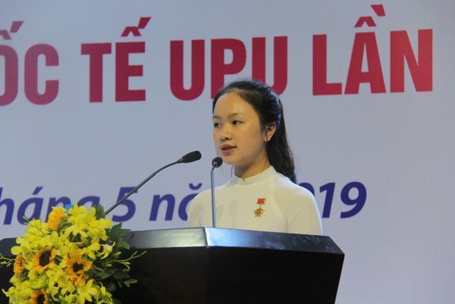Nữ sinh Hải Dương giành giải nhất cuộc thi viết thư UPU lần thứ 48 năm 2019 - Ảnh 4.