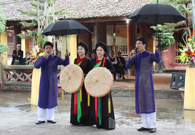 Quảng bá Dân ca Quan họ Bắc Ninh tại nước ngoài - Ảnh 1.