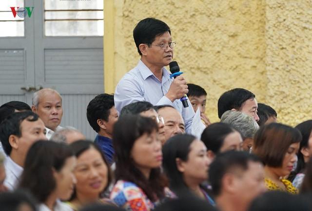 Hình ảnh Thủ tướng Nguyễn Xuân Phúc tiếp xúc cử tri TP. Hải Phòng - Ảnh 6.