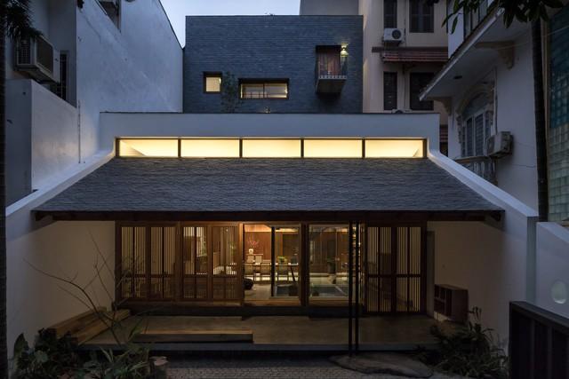 Trao giải 10 công trình kiến trúc nhà đẹp nổi bật nhất năm 2018 - Ảnh 2.