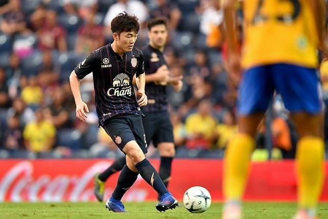 Thiết lập siêu phẩm, Xuân Trường chiếm 1 suất trong đội hình tiêu biểu Thai League - Ảnh 1.