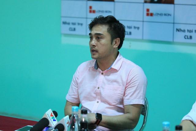 HLV trưởng CLB Thanh Hóa Nguyễn Đức Thắng: Bàn thắng mở tỷ số đã đập tan hứng khởi của CLB Hà Nội FC - Ảnh 1.