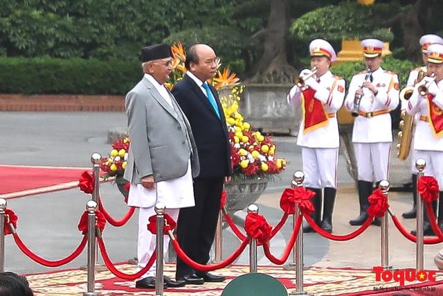 Thủ tướng Nepal đến thăm chính thức Việt Nam và dự Đại lễ  Phật đản Vesak 2019 - Ảnh 2.